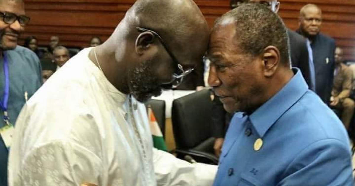 'Pres. Weah's Silence on Guinea Coup Unnecessary'