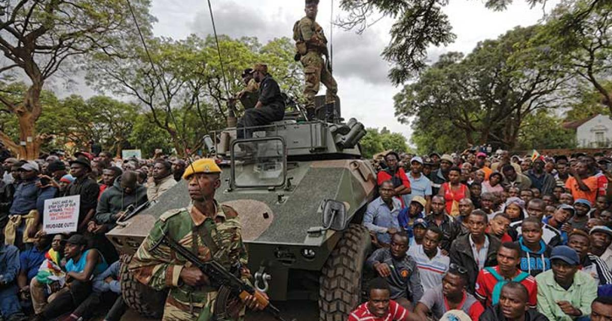 Coups D'état and Democracy in Africa
